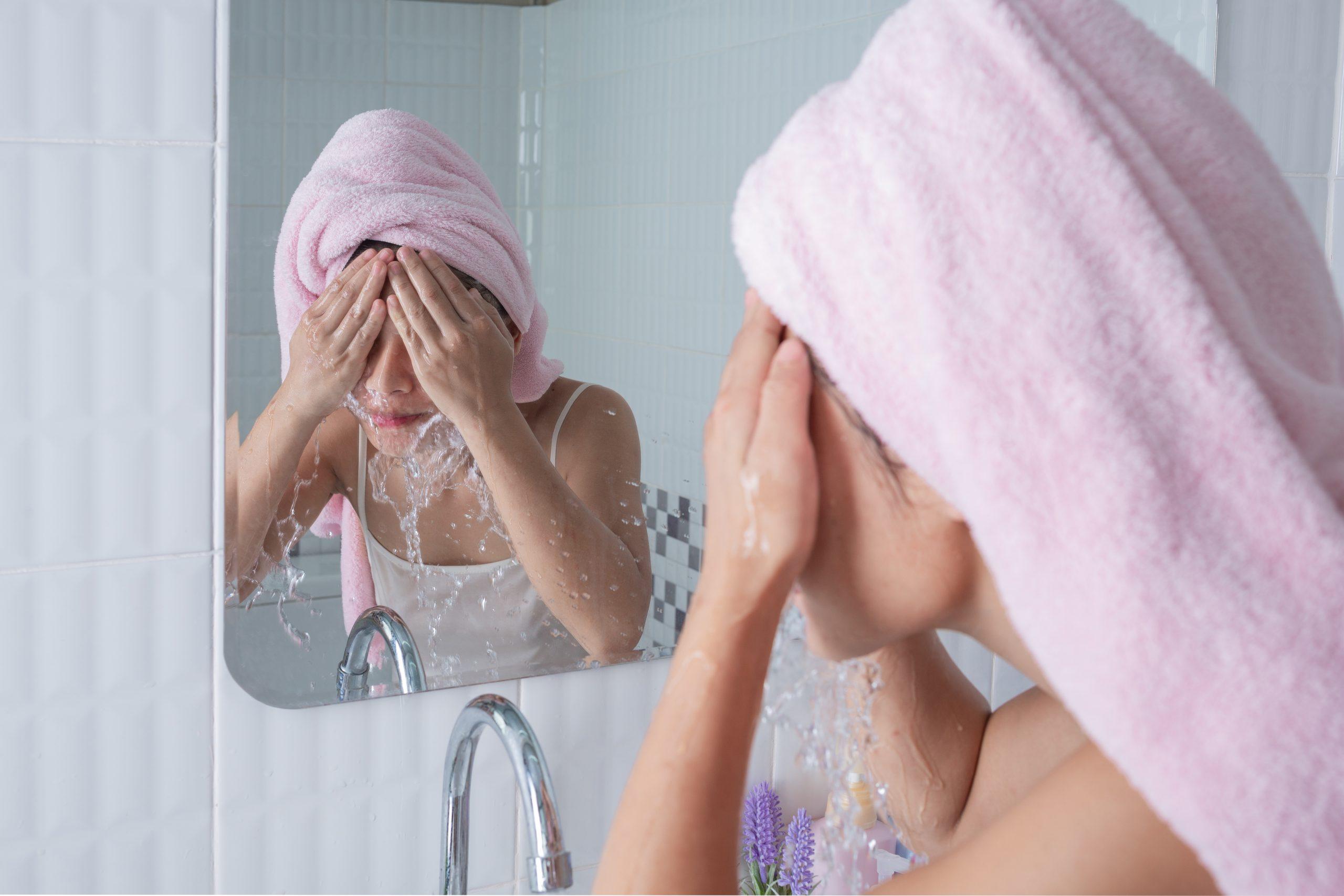 Kesalahan mencuci muka yang sering dilakukan