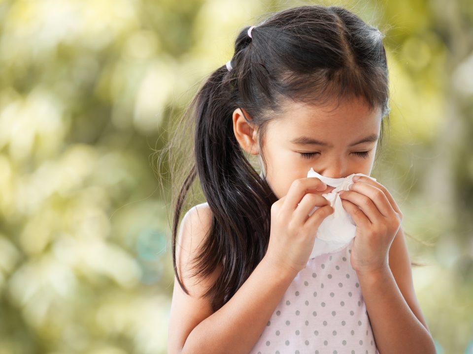 Flu dan pilek pada anak