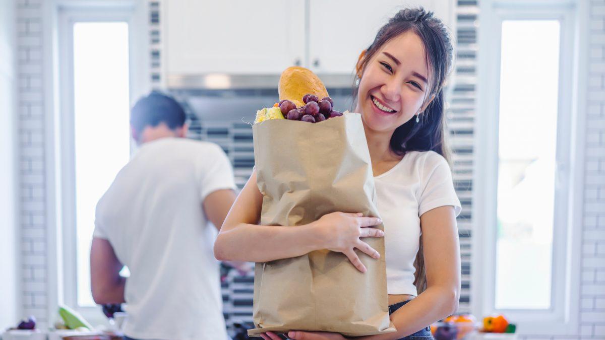 Aplikasi belanja buah dan sayur