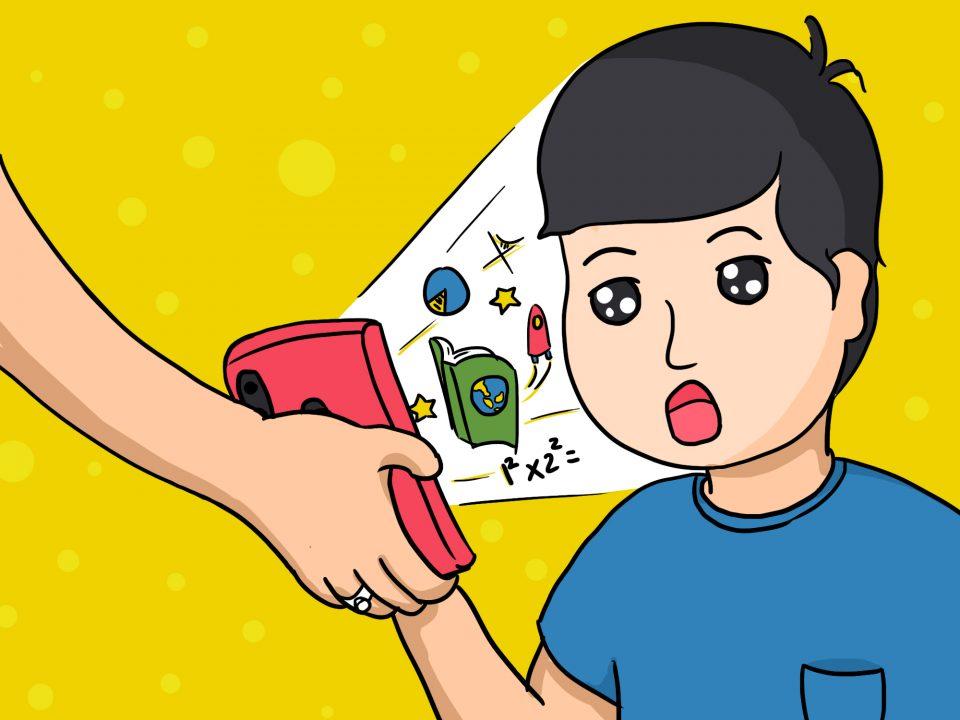 usia anak memiliki gadget