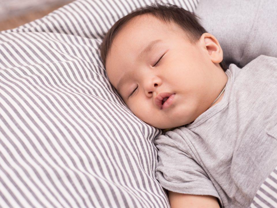 bantal aman bayi