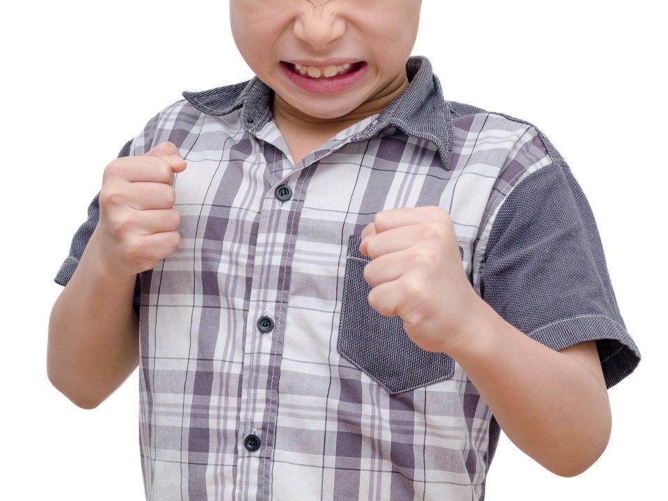 Anak suka memukul
