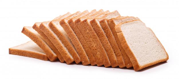 Makanan: Roti tawar