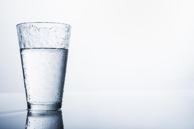 Kurang minum berat badan naik