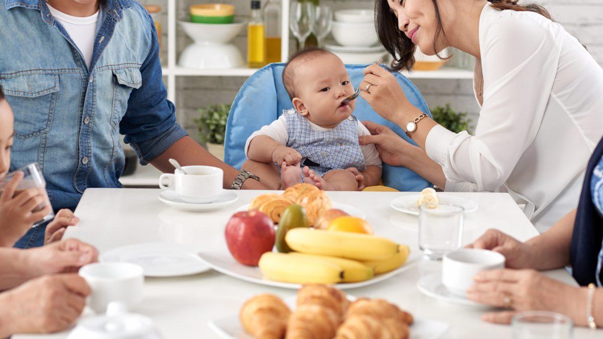 Naikkan Berat Badan Bayi dengan Cara Ini - Berkeluarga