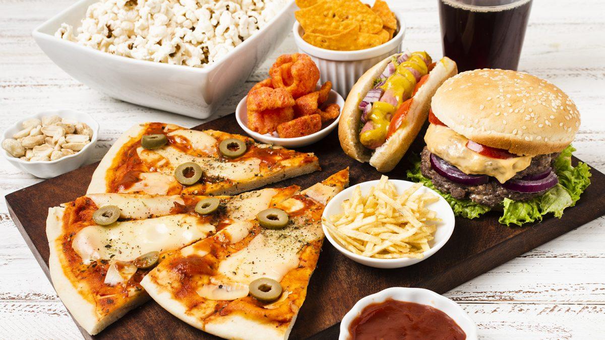 penyakit akibat junk food