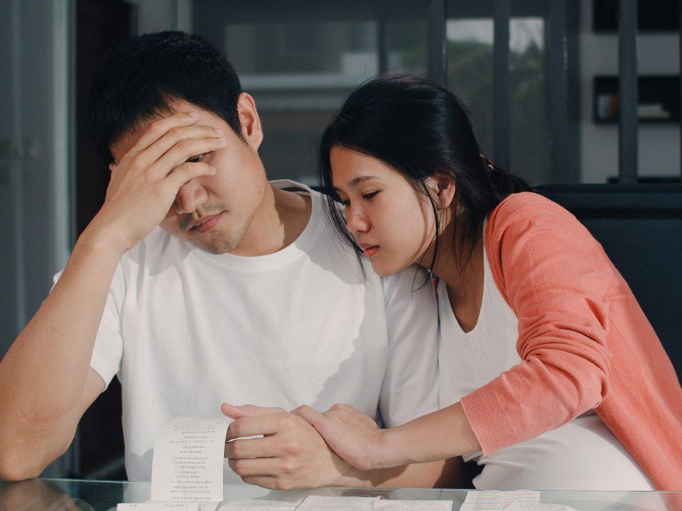 keuangan keluarga tidak sehat