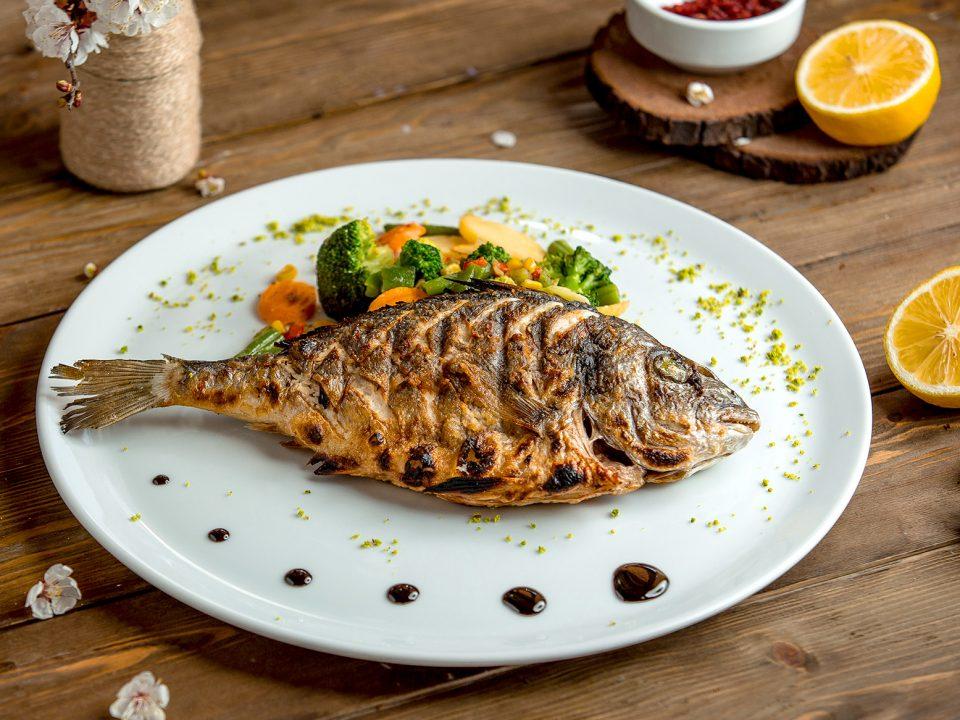 manfaat mengonsumsi ikan