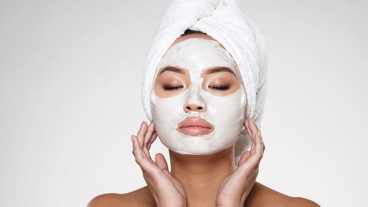 perawatan wajah selama WFH