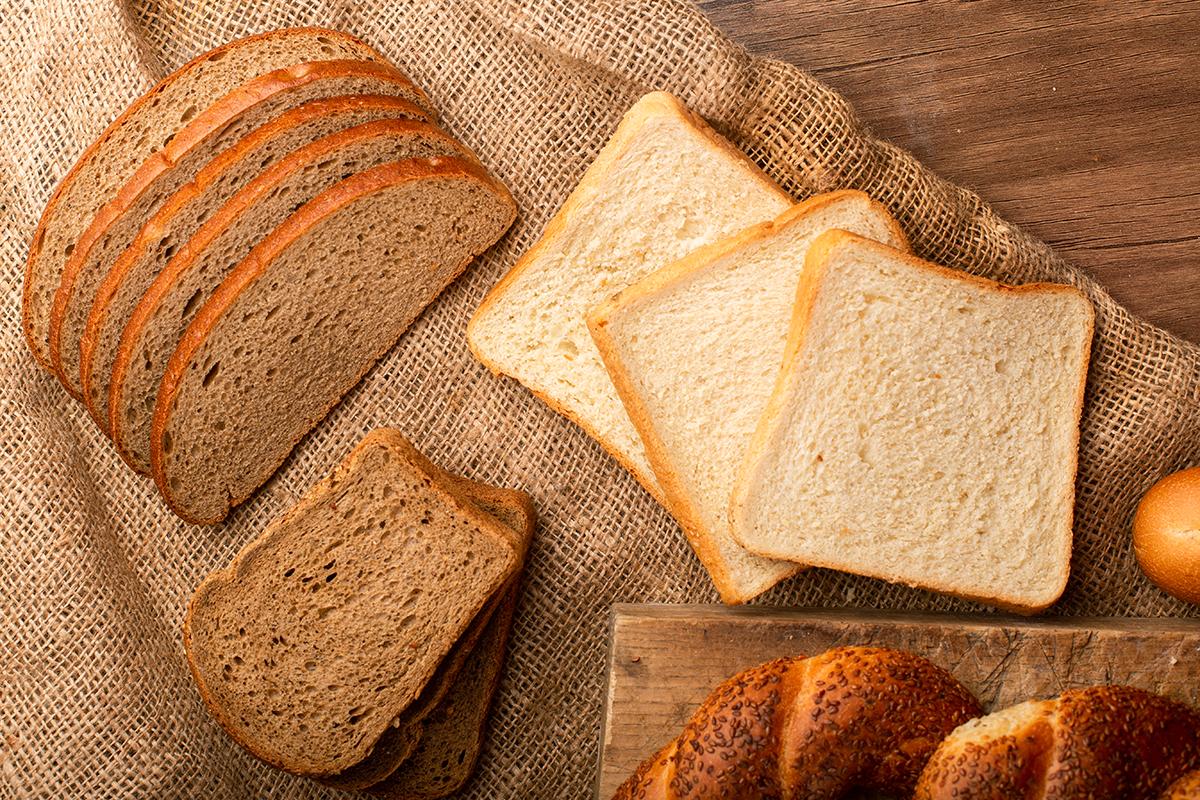 Makanan agar cepat hamil roti gandum