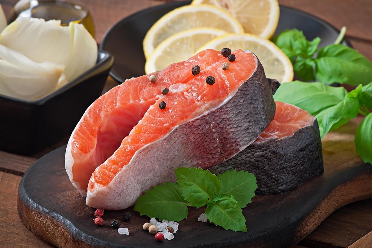 salmon omega 3