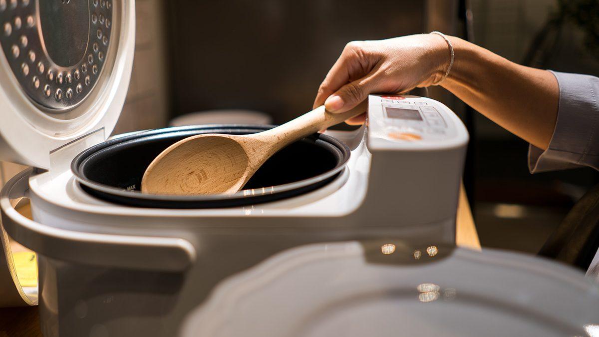 Fungsi rice cooker