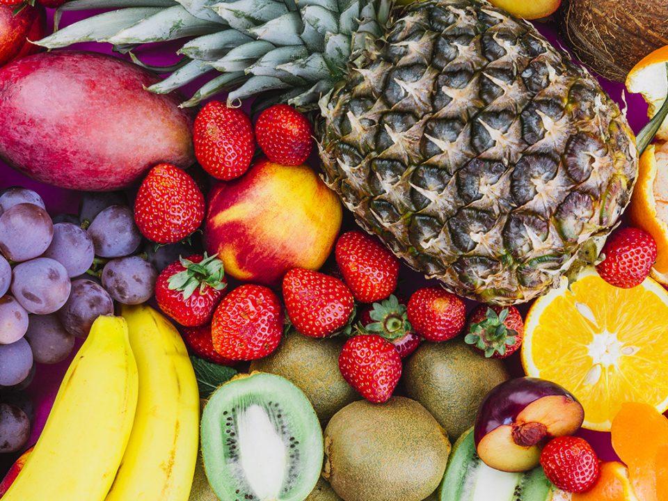 Manfaat buah berdasarkan warna