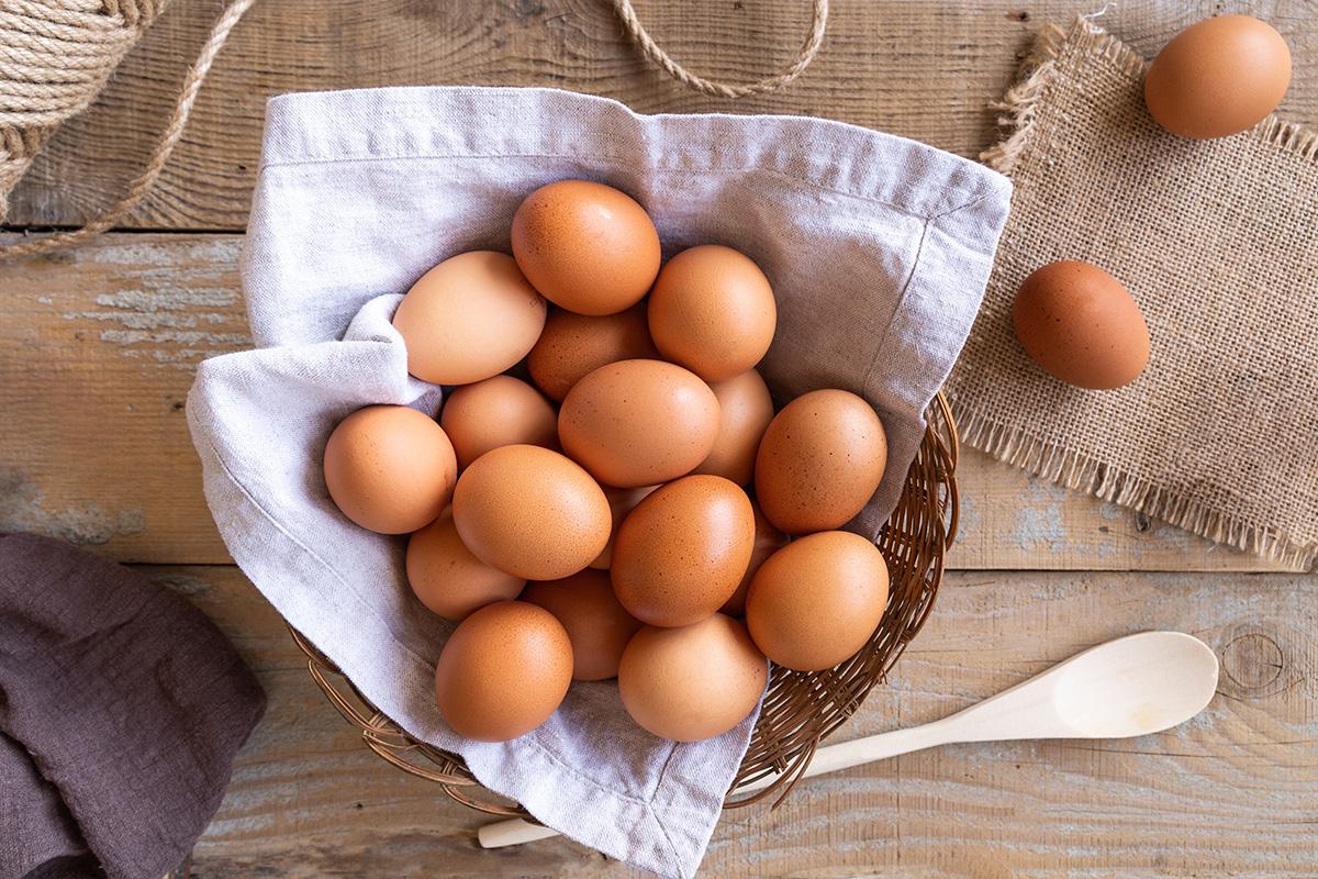 Cara menyimpan telur dengan benar