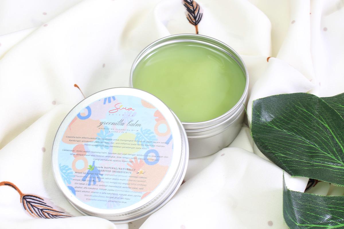 Greenila cleansing balm