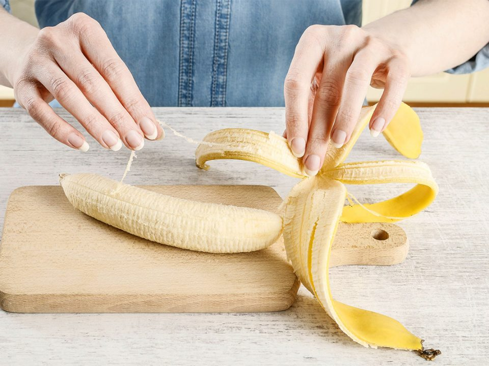 Kulit pisang sebagai pupuk organik