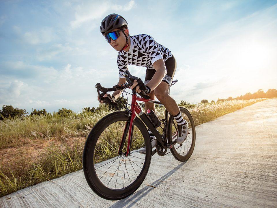 Perlengkapan bersepeda