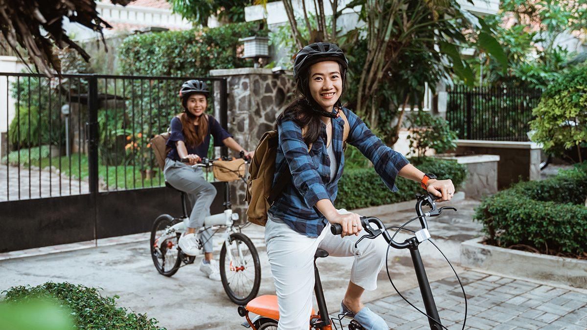 Tips memilih sepeda lipat