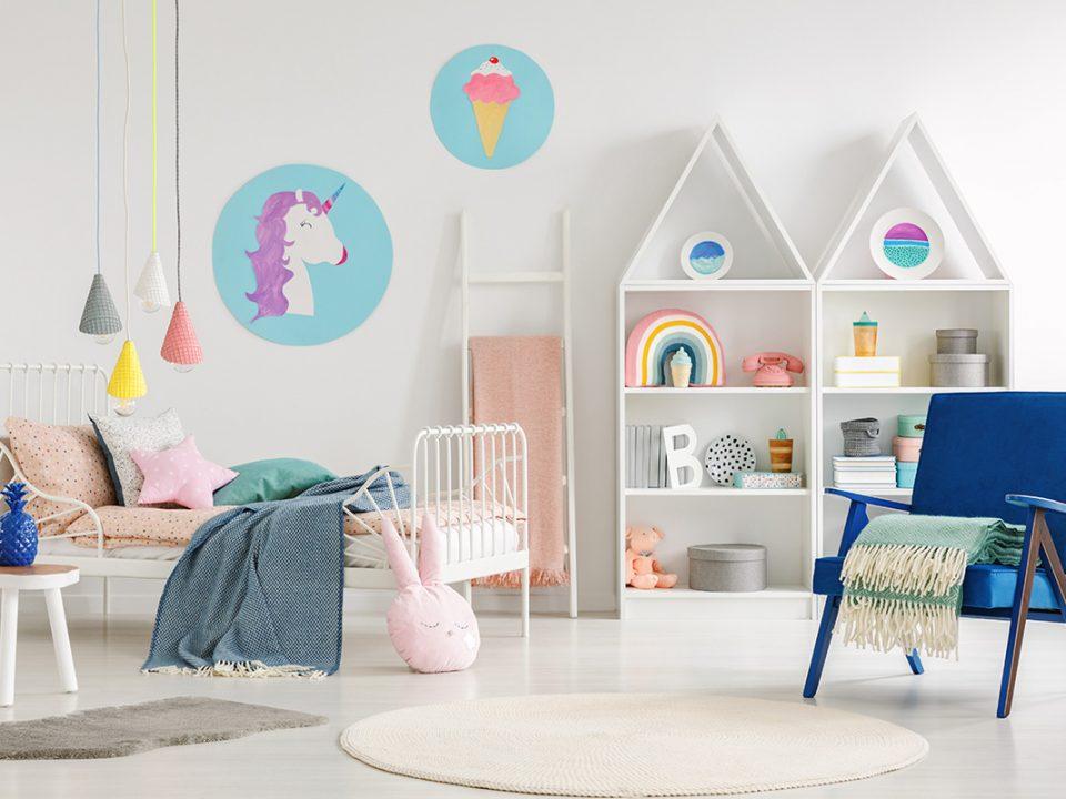 Kamar ruang bermain anak