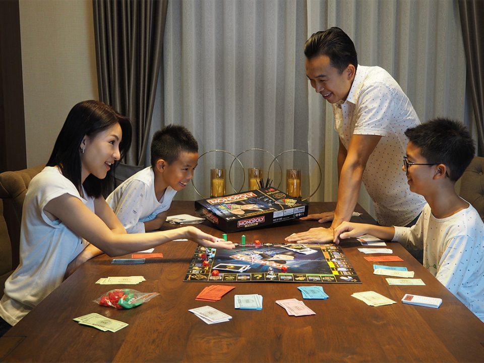 Rekomendasi board game