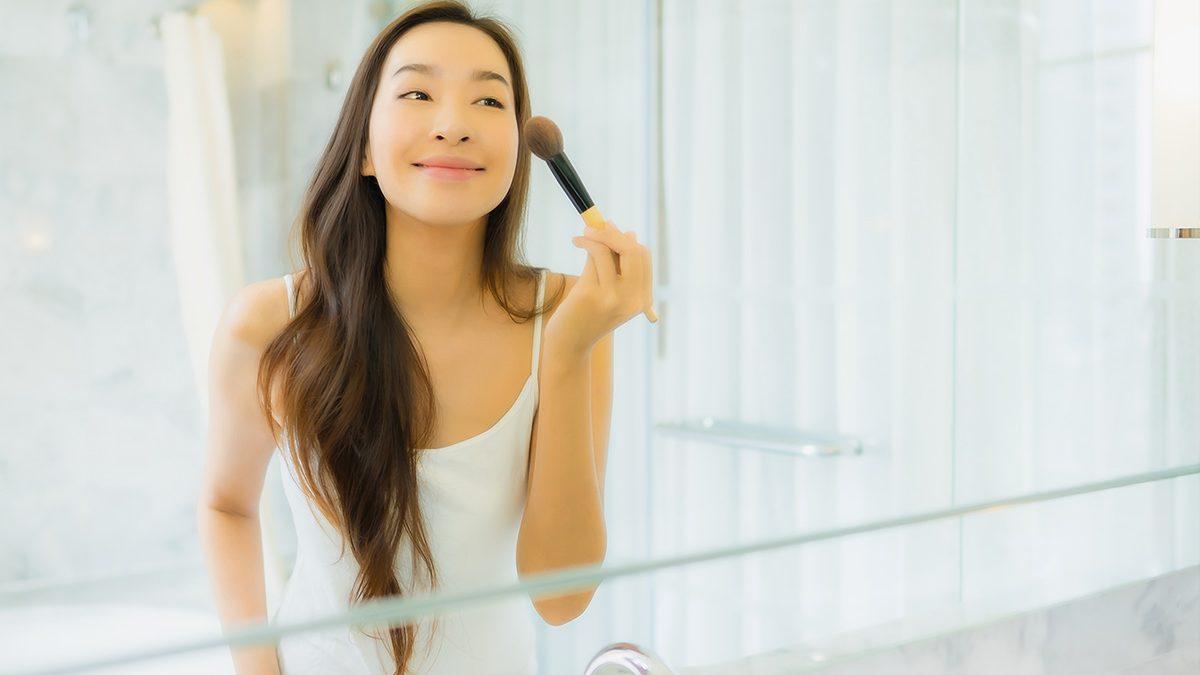 Tips makeup kulit kering