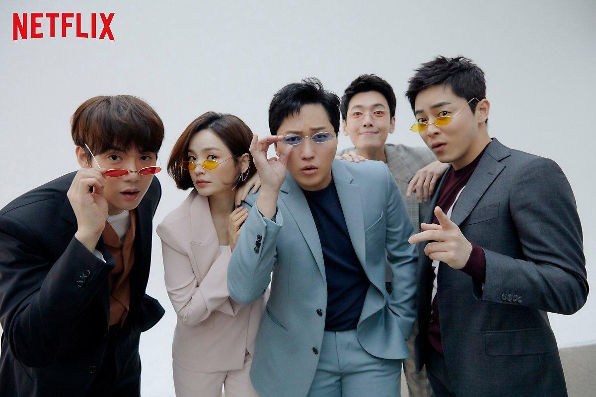 Rekomendasi drama korea Netflix