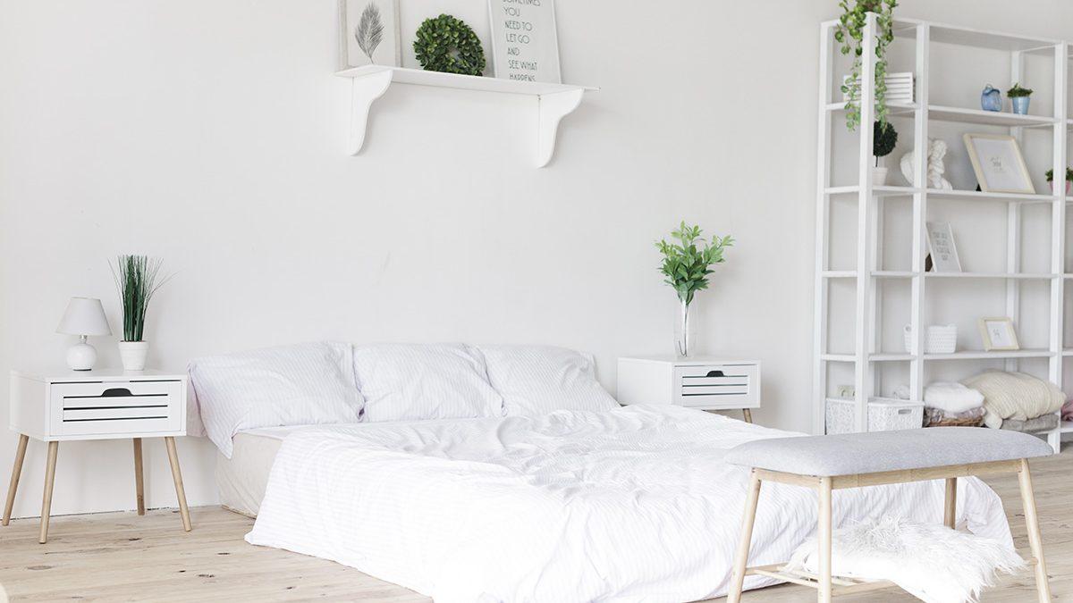 Rekomendasi Warna Cat Kamar Agar Tidur Lebih Nyenyak Berkeluarga