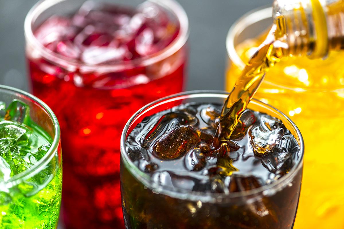 Minuman soda penyebab gemuk