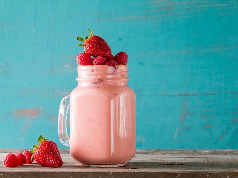 Manfaat jus buah strawberry