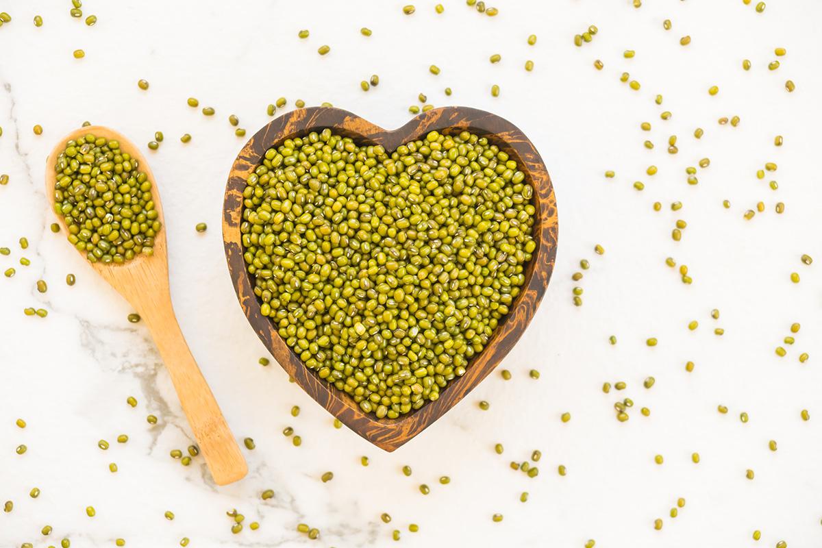 Manfaat kacang hijau ibu hamil