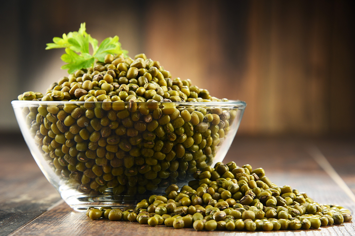 Makanan agar cepat hamil kacang hijau