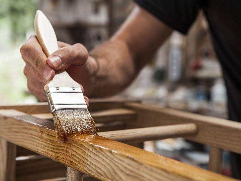 cara mencegah kayu dimakan rayap