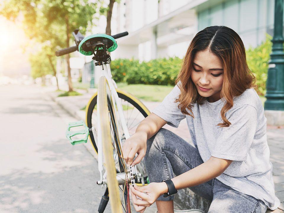 Cara merawat sepeda agar tidak mudah rusak