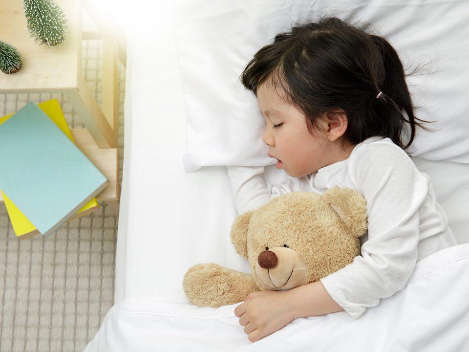 Cara mengajarkan anak bangun pagi
