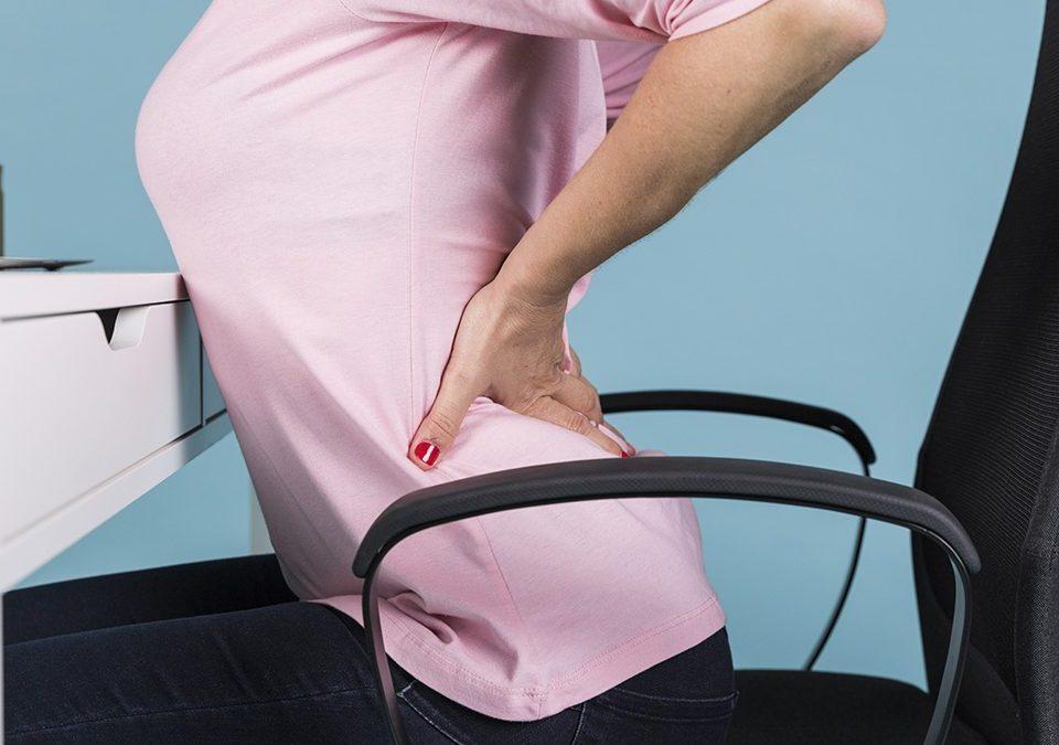 cara mengatasi sakit punggung