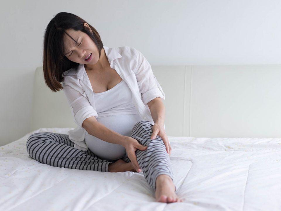 keluhan ibu hamil trimester kedua