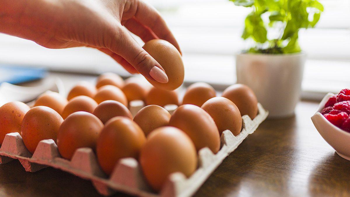 Cara menyimpan telur yang benar