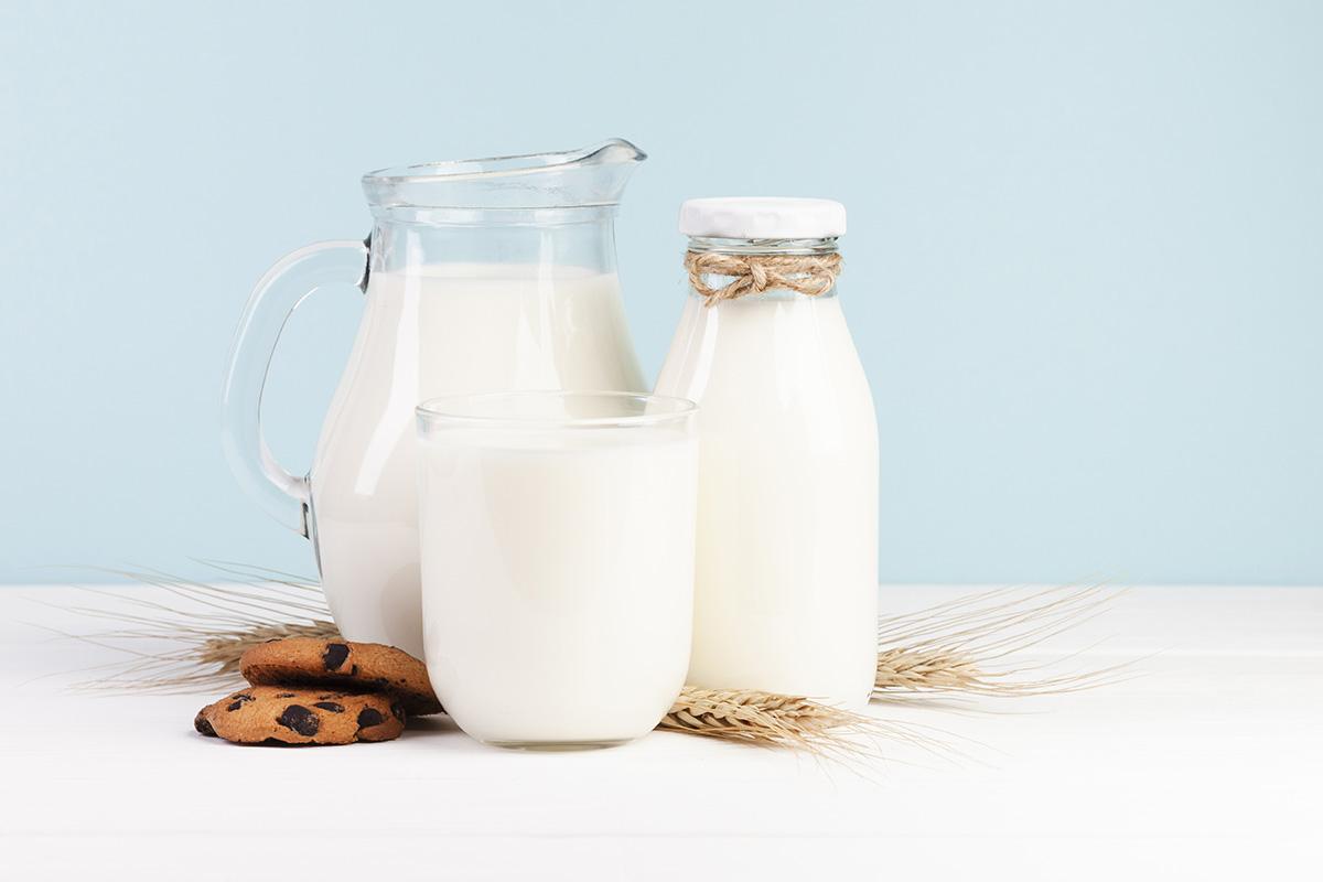 Susu untuk menghilangkan rasa pedas