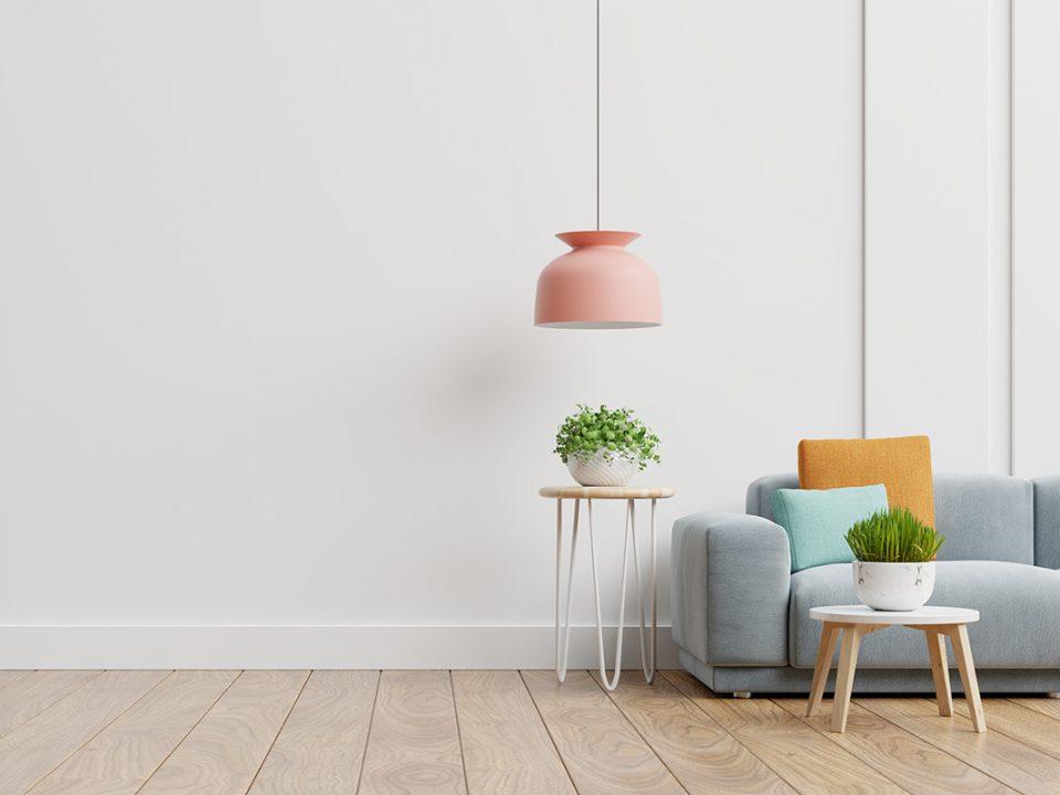 Cara mengatasi dinding lembap