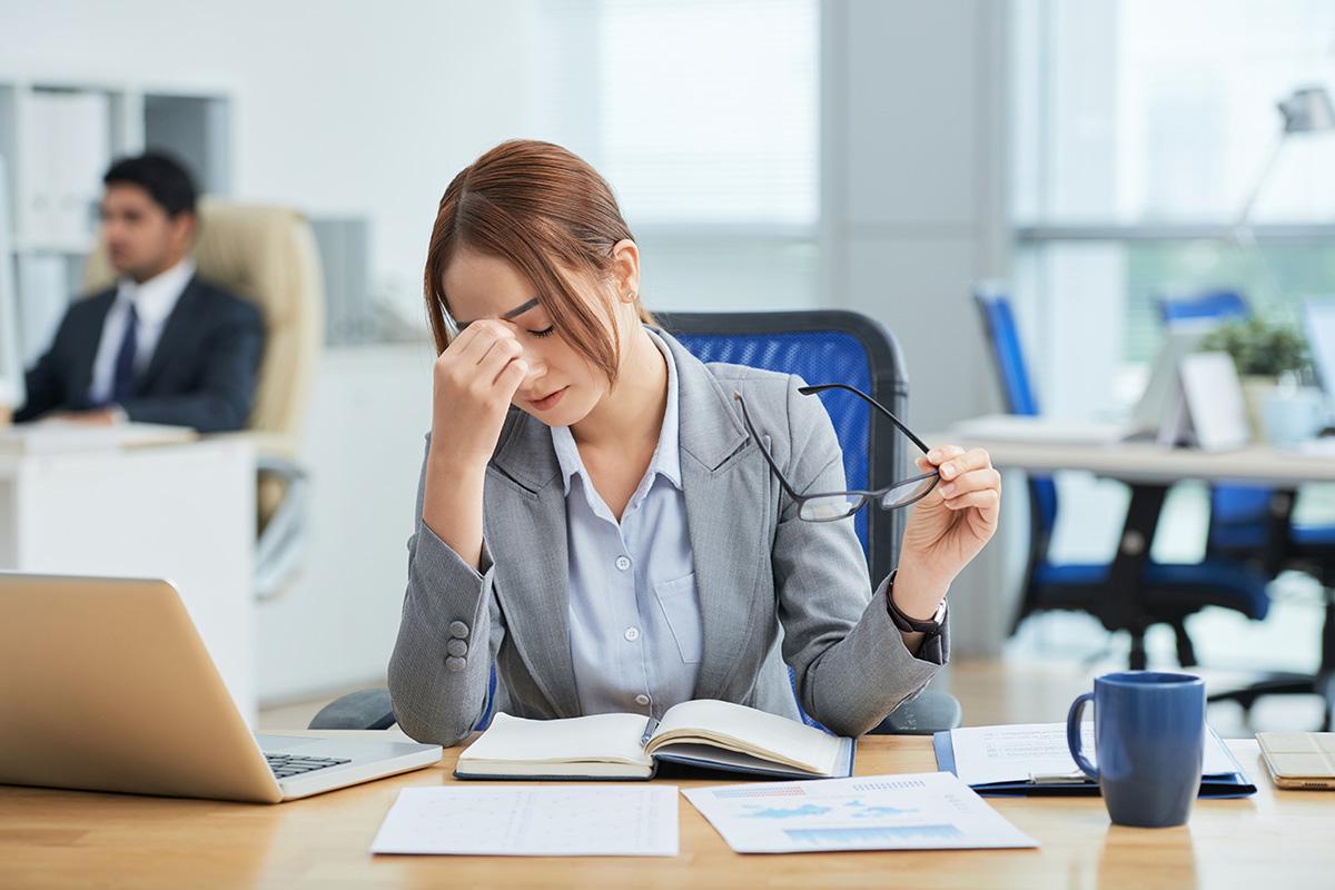 Kelola stres agar berat badan tidak mudah naik
