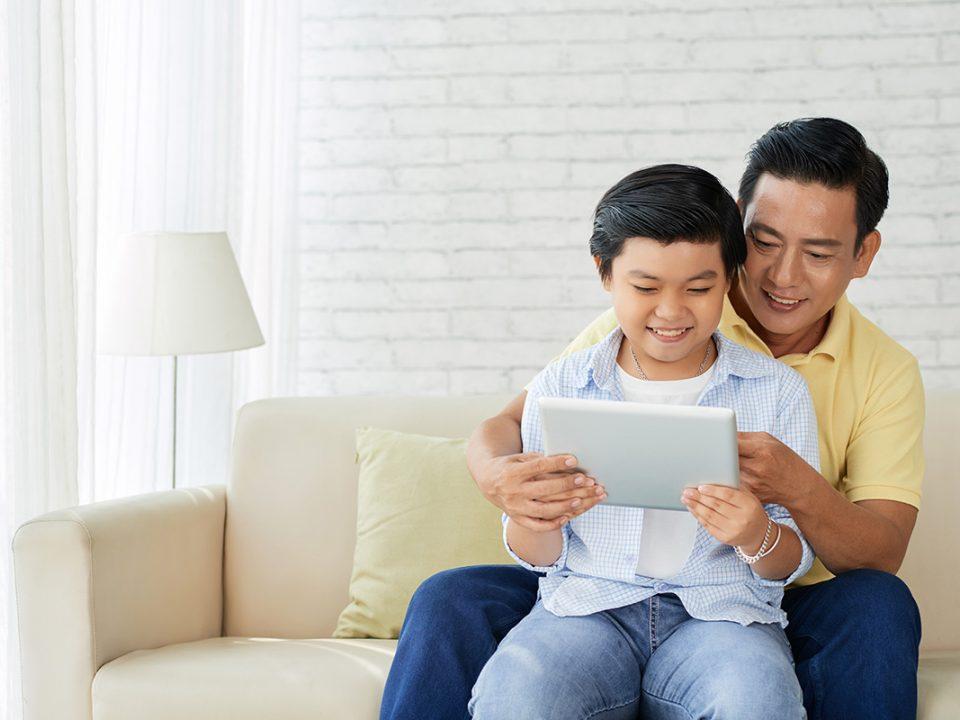 manfaat anak dekat dengan ayah