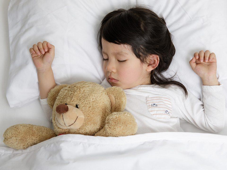 Cara anak tidur sendiri