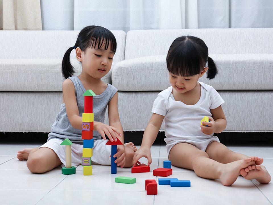 Perkembangan anak 2 tahun