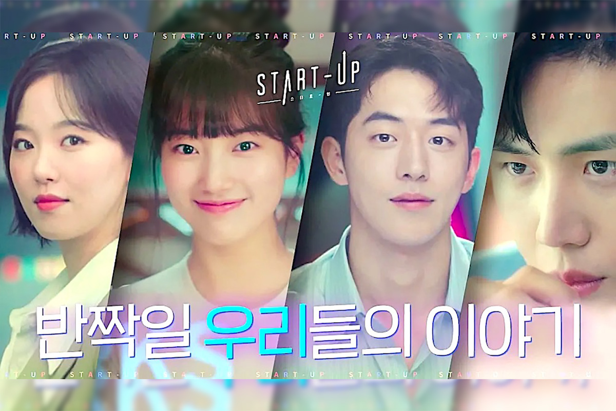 Start-Up Drama Korea Oktober 2020