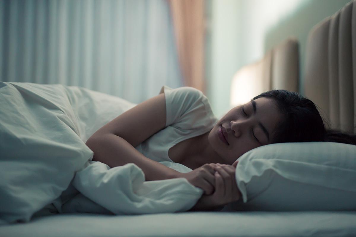 Cara diet sehat dengan tidur cukup