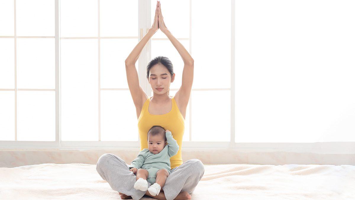 Olahraga setelah melahirkan