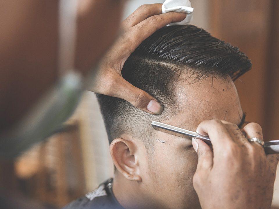 gaya rambut pria 2020