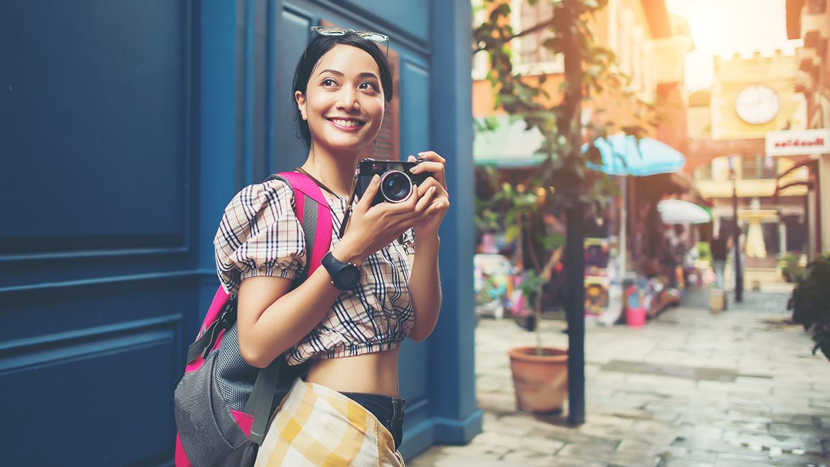 Tips solo travelling