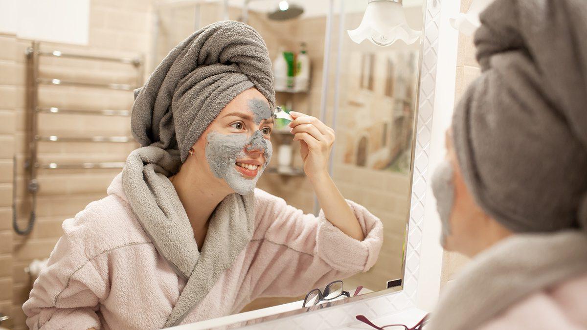 rekomendasi masker organik