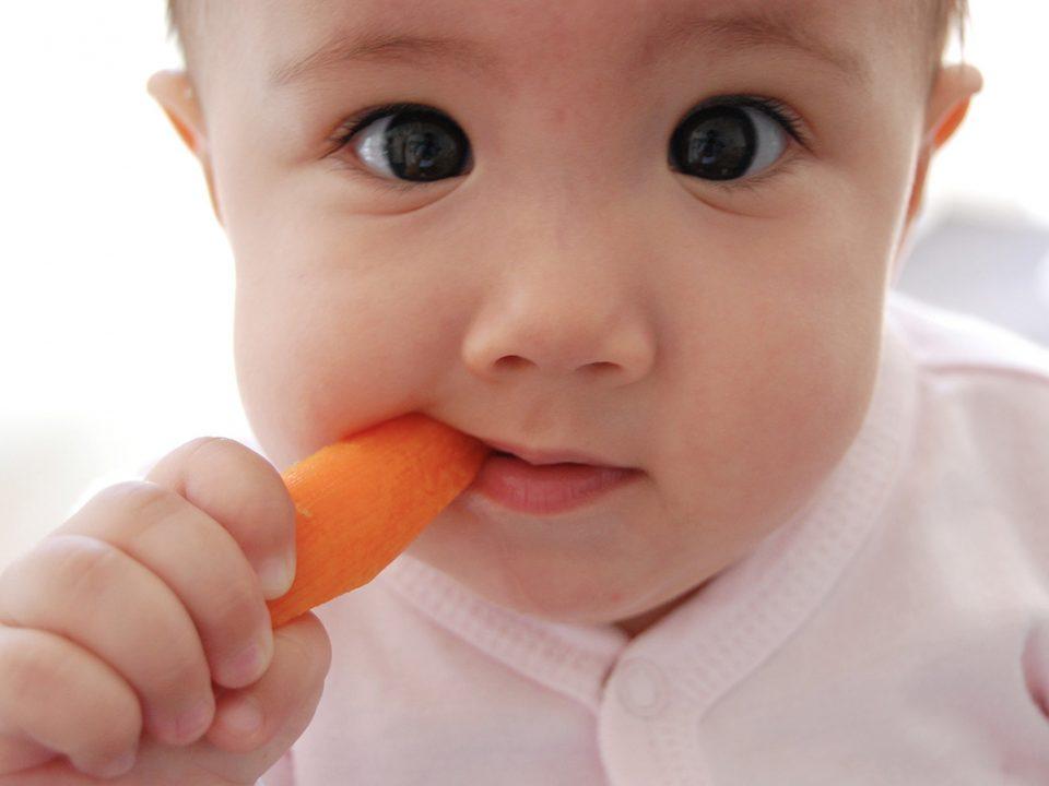 manfaat anak makan sendiri